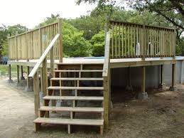 expert renovations builds decks patios concrete slabs backyard
