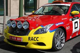 deroucicho infiniti g37 coupe s gets into rally guise for the