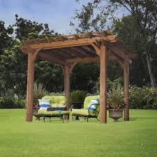 Aluminum Pergola Manufacturers by The Top Rated Pergolas And Kits To Buy