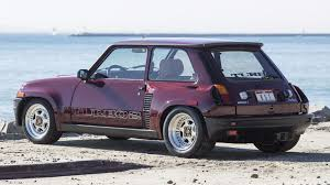renault purple classified of the week renault 5 turbo top gear