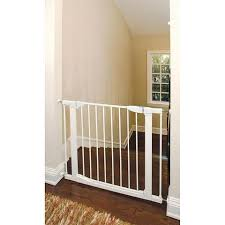Child Gate Stairs by Protect By Munchkin 29 5 38 Inch Auto Close Metal Baby Gate Toys