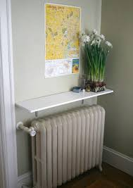 Small Radiators For Bathrooms - 24 cool shelf ideas to embrace your radiator shelterness