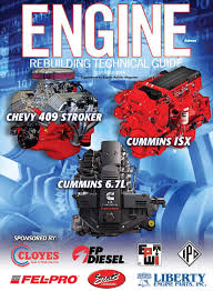 engine rebuilding technical guide november 2014 by babcox media