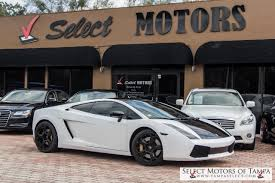 lamborghini gallardo gas mileage select motors of ta luxury cars