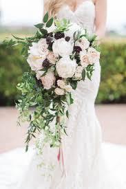 cascading bouquet bouquets photos brimming cascading bouquet with light