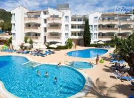Hotel La Pergola by La Pergola Aparthotel La Pergola Apartments Majorca Apartments