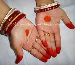 shakha pola bangles indian beauty fashion lifestyle makeup