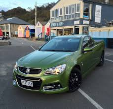 holden ssv holden ssv redline ute review the versatile gent