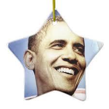 barack obama ornaments keepsake ornaments zazzle