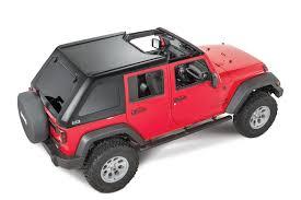 jeep wrangler open top dv8 offroad ranger fast back hardtop for 07 17 jeep wrangler