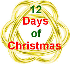 the 12 days of christmas decoded kay nou u003d our house