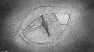 how to draw a dragon u0027s eye close up drawing competition