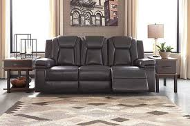 simmons upholstery mason motion reclining sofa shiloh granite garristown faux leather sofa reclining sofa and contemporary style
