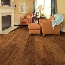 Home Decorators Flooring Home Decorators Collection Distressed Brown Hickory Laminate Flooring