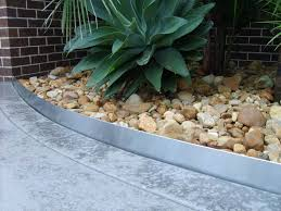 Steel Landscape Edging by Beautiful And Elegant Metal Landscape Edging The Latest Home