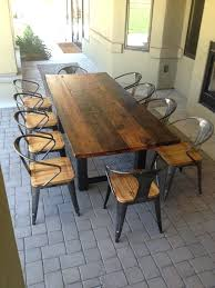 Wood Patio Furniture Sets Outdoor Wood Table Outdoor Wooden Benches And Tables Simple Bench