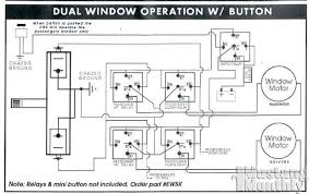 electric power window wiring diagram wiring diagrams