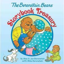 berenstien bears the berenstain bears storybook treasury walmart