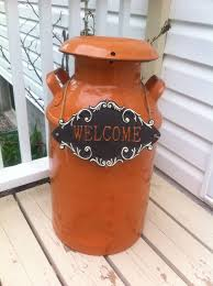 Old Milk Can Decorating Ideas 443 Best Antique Milk Cans Images On Pinterest Milk Can Decor