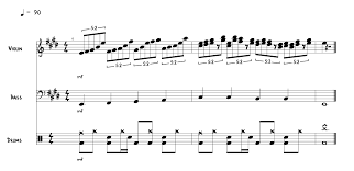 duplets 5 notes per beat musictheory
