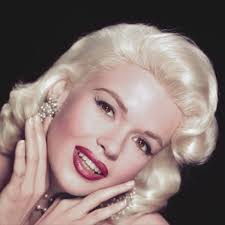 Jayne Mansfield House by Jayne Mansfield Actress Theater Actress Classic Pin Ups Film