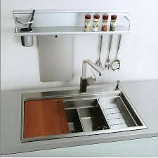 Space Saving Kitchen Sinks by 25170 Specialty Kitchen Sink Acri Tec Industries