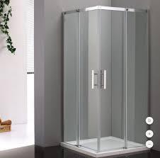 ferbox cabine doccia box doccia con porta scorrevole angolare creation