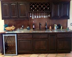 Best Copper Backsplash Images On Pinterest Copper Backsplash - Copper backsplash