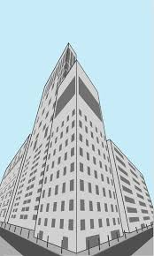 three building best 25 three point perspective ideas on linear