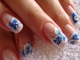 stiletto nails with 3d nail art right here in south africa not
