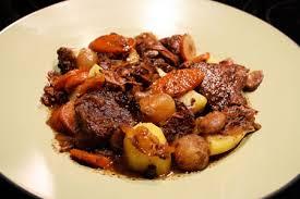 cuisiner boeuf bourguignon traditionnel