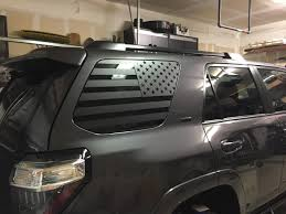 american toyota american flag window decals page 4 toyota 4runner forum