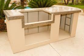outdoor kitchen island plans outdoor kitchen island with sink the clayton design easy