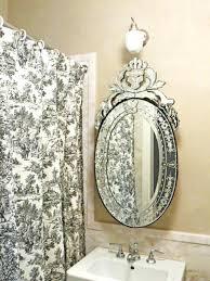 bathroom decorative mirror decorative mirrors for bathroom large size of black mirror for
