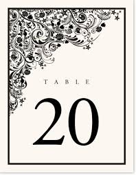 what size are table number cards ocean beach and seashell wedding table number cards and table card