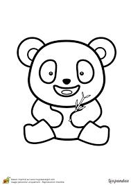 dessin de pandas a imprimer dessincoloriage