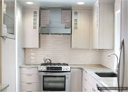 Modern Glass Tile Backsplash - Modern backsplash