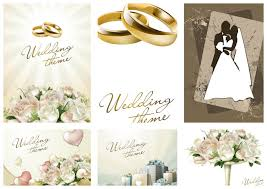 wedding backdrop template wedding backgrounds with flowers vector free stock vector