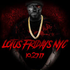 funk flex halloween party lotusfridaysnyc friday 10 27 tickets