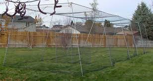 backyard batting cages 1000 images about batting cages on