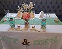 mint wedding decorations mint wedding decor etsy