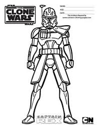 very attractive star wars clone trooper coloring pages clone