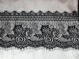 wide lace ribbon 2016 eyelash lace trimming sewing lace trim 21cm wide lace