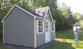 shed bunkie plans north country sheds portable garage wooden
