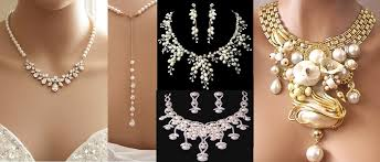 wedding necklace pearls images Wedding pearl necklace sets top 15 simple and beautiful designs jpg