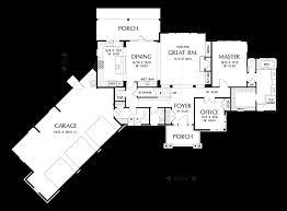 main floor plan of mascord plan 22156f the abbeywood charming