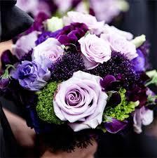 purple wedding bouquets 35 purple wedding color ideas for fall winter weddings deer