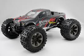 rc nitro monster truck hobao 1 8 hyper ss nitro 4wd 2 4ghz rtr 28 engine savox servos