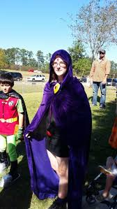 Teen Titans Halloween Costumes Raven Teen Titans Costume 3 Steps Pictures