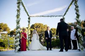 How To Make A Chuppah A Guide To The Jewish Wedding Ceremony And Order Of Service Under